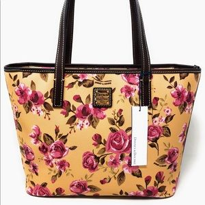 Dooney & Bourke Charleston Shopper Tote Handbag